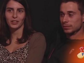Veronica y Dani una pareja de pueblo que no triunfo en su primer video