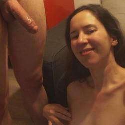 Nataia se pone cachondisima cuando se siente observada y Alejandro lo sabe